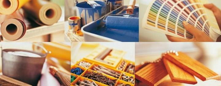 Как выбрать строительные и отделочные материалы для ремонта