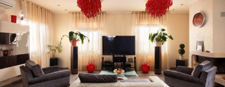 Правильное освещение — залог красоты интерьера