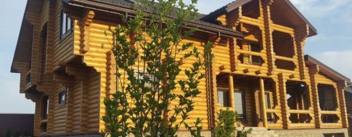 Дома из бруса: отделка снаружи и изнутри