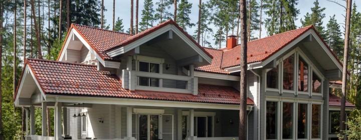 Характеристика дома из бруса