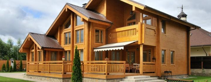 Деревянный дом из клееного бруса под ключ – это дом вашей мечты