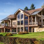 Дома из бруса: вся правда о строительстве
