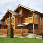 Строительство домов из бруса: экологическая чистота материала