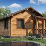 Древесина для строительства дома: брус, бревно и их особенности