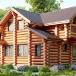 Что необходимо знать при строительстве дома из бруса