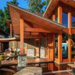 Стоит ли строить зимний дом из бруса