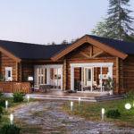 Деревянные дома из лафета это классика в современном мире