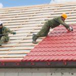 Как сделать крышу дома из бруса: поэтапная инструкция