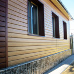 Виды отделочных материалов для внешней отделки дома из бруса