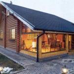 Особенности строительства дачных домов из бруса