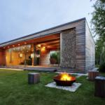 Дом-баня из сруба — это выгодно и удобно